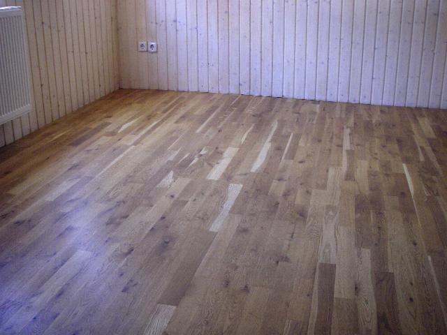 einpflegen von parkett. Black Bedroom Furniture Sets. Home Design Ideas